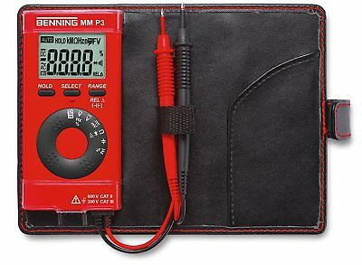 >>BENNING 044084 MM P3 Digital-Multimeter im Pocketformat #2? <<