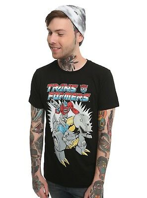 Transformers Optimus Prime Unisex Casual S-5XL Funny 3D Print Cool T-Shirt ZS2