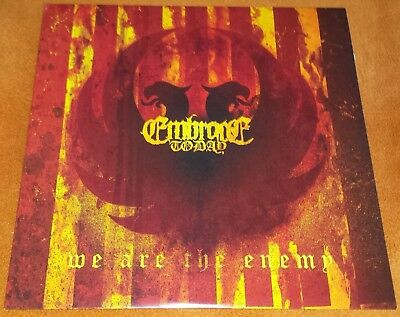 We Are The Enemy (2005) von 'Embrace Today' [Vinyl LP]