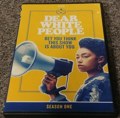Dear White People Season 1 (DVD, 2017)