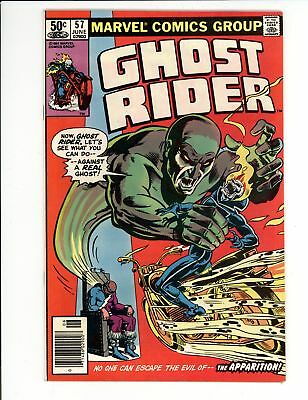 Ghost Rider (1973) #57 VF+ 8.5 Vs the Apparition