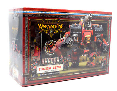 Warmachine Khador Conquest | Victor Colossal Warjack PIP 33109
