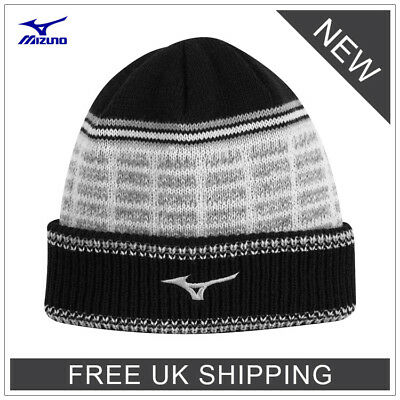 5804c625a24 MIZUNO NEW BREATH Thermo Winter Golf Beanie Hat - Assorted Colours ...