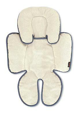 Britax Head and Body Support Pillow for Car Seat or Stroller - Iron/Gray