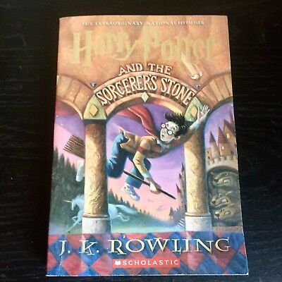 Harry Potter and the Sorcerer's Stone  by J. K. Rowling NEW Brand New MSRP $10.9