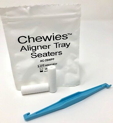 Outie Invisalign Clear Braces Essix Retainer Remover Tool &  Aligner Chewies
