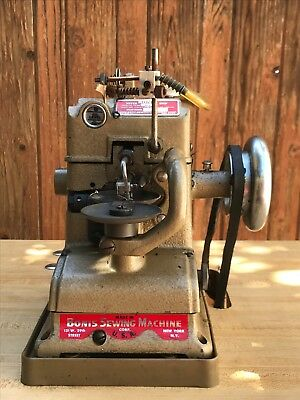 Bonis Sewing Machine - Fur, Leather, Gloves, Toys, Bonis Never Stop A1