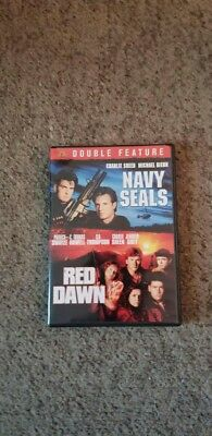 Navy Seals and Red Dawn Dvd