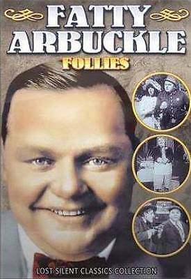 Lost Silent Classics Collection: Fatty Arbuckle Follies - New - Silent