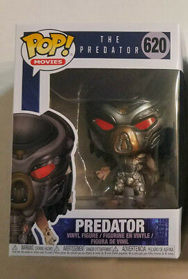 Funko Pop! Predator #620  Movies  Error Box  No Longer Available
