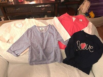 girls clothes size 8-10 lot Justice, Gap, Old Navy, And Carhartt!!