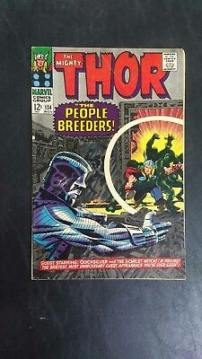 Thor #134 Marvel Comics 12 cent Silver Age Kirby Lee 1st High Evolutionary!