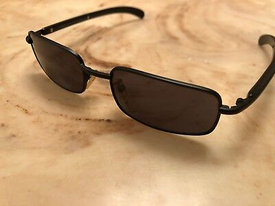 983a91ab2ac2 DOLCE   GABBANA vintage sunglasses black brown stripe from the 90 s ...