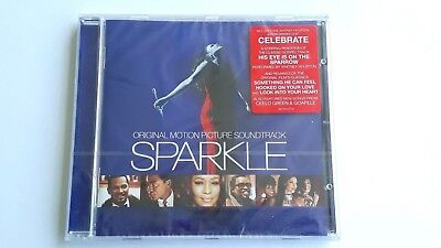 Sparkle Original Motion Picture Soundtrack CD 2012 Brand New & Sealed