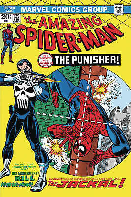 True Believers Punisher First Appearance #1 Marvel Comics Amazing Spider-Man 129