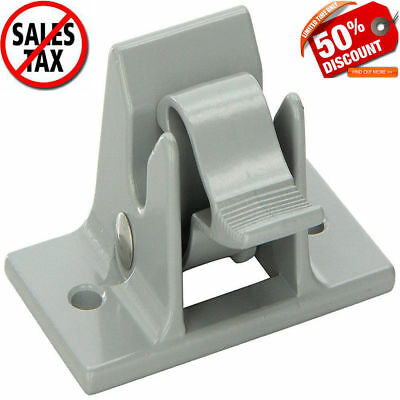 GREY RV//Camper//Trailer A/&E Awning Arm Lower Bottom Mounting Foot