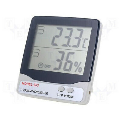 Digital Hygrometer Thermometer / Thermo Hygrometer (HY-303)