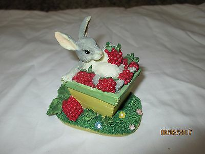 """Charming Tails """"The Berry Best"""" Figurine"""
