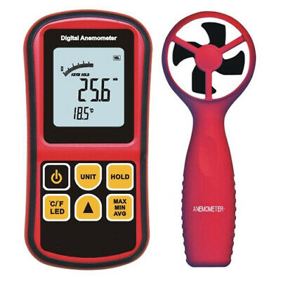 Anemometer with Thermometer / Gauge Air / Wind Pro (JT-02A)