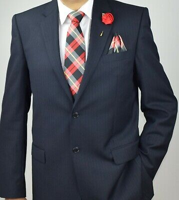 Men's Scottish Tartan Plaid Red Black Check Yellow Silk Tie Hanky 410