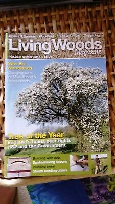 Issues 2-38 Of Living Woods Magazine