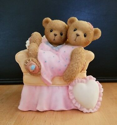 ULTRA RARE NEW Cherished Teddies - Happiness Is Being Together - Couple 4008170