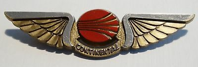 Junior Wing Pin CONTINENTAL AIRLINE