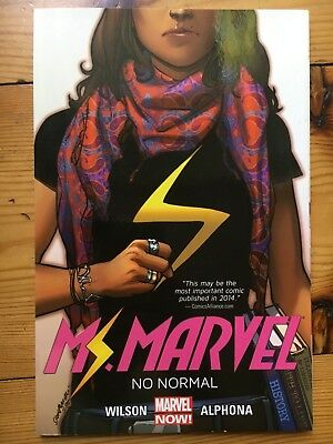 MARVEL: Ms Marvel Vol 1 TPB