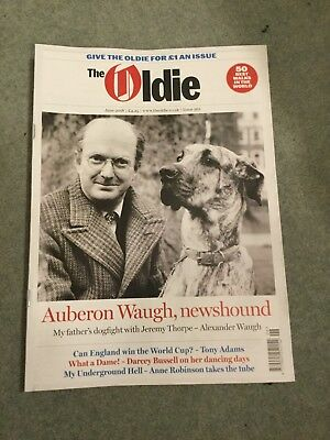 THE OLDIE MAGAZINE June 2018