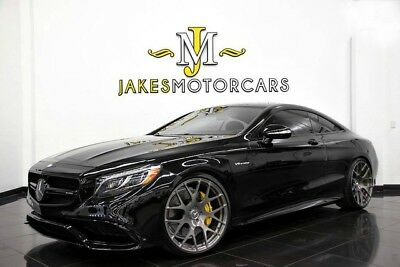 Mercedes-Benz S-Class S63 AMG DESIGNO COUPE~$182,215 MSRP~ ONE-OF-A-KIND 2015 MERCEDES S63 AMG DESIGNO COUPE~ $182,215 MSRP!~ 16K MILES~ ONE-OF-A-KIND!
