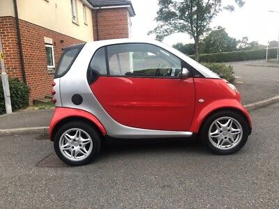 Smart Fortwo 0.7 City Passion, Immaculate Condtion