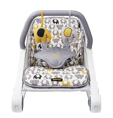 BabaBing Rockout 3 Position Baby Rocker