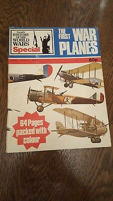 Purnells History of the World Wars Special - The First War Planes GC