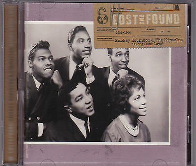 Smokey Robinson & The Miracles - Lost & Found: Along Came Love (1958-1964) - CD