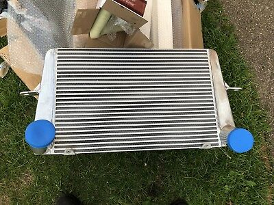 RS Cosworth 2/4 wd RS500 Aluminium Upgrade Front Mount Intercooler (76mm In/Out)