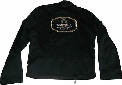 Madonna - Drowned World Tour 2001 DSQUARED2 STAGE BAND ONLY Designer Jacket New