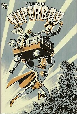The Adventures of Superboy HC Golden Age collection read once