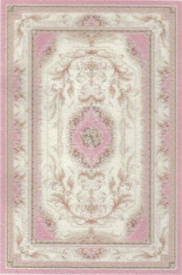 """1:48 Scale Dollhouse Area Rug 0001953 - approximately 2"""" x 3"""""""