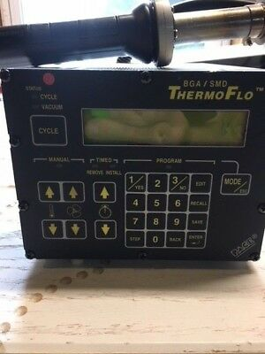 Pace Pps 95 Bga/smd Thermoflo Rework Station