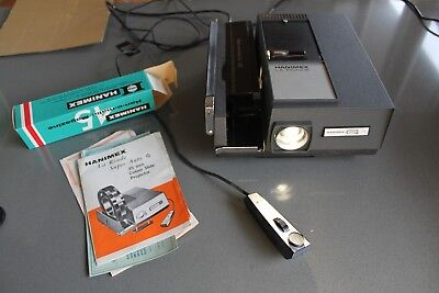 Hanimex La Ronde 1200 TRF 35mm Colour Slide Projector