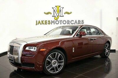 Rolls-Royce Ghost ~$370,900 MSRP!~ STARLIGHT HEADLINER!~ BESPOKE CAR 2016 ROLLS-ROYCE GHOST~ $370,900 MSRP!~ STARLIGHT HEADLINER~ BESPOKE ORDERED CAR