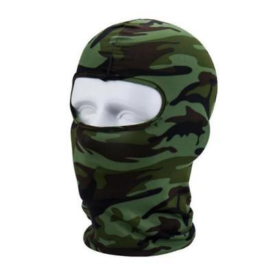 Balaclava Windproof Cotton Mask Full Face Neck Guard Outdoor Riding Hat Cap a2