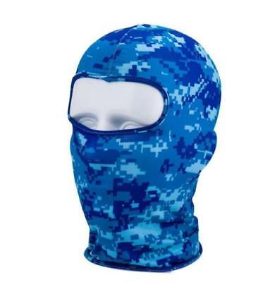 Balaclava Windproof Cotton Mask Full Face Neck Guard Outdoor Riding Hat Cap a3