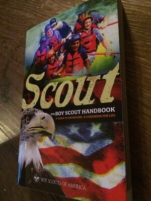 """Boy Scouts of America The Scout Handbook 2009 """"BRAND NEW"""" (SEE DEAL)"""