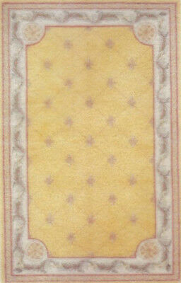 """1:48 Scale Dollhouse Area Rug 0001912 - approximately 1-7/8"""" x 2-15/16"""""""