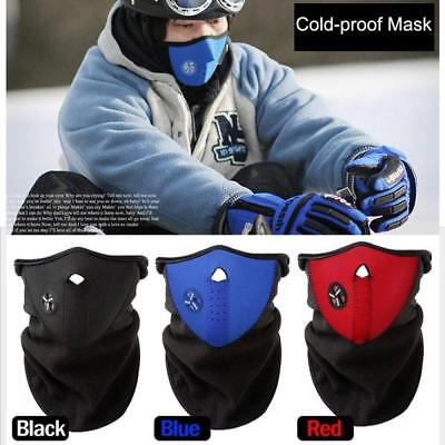 Warmer Winter Warm Ski Snowboard Neoprene Sport Motorcycle Veil Face Neck Mask