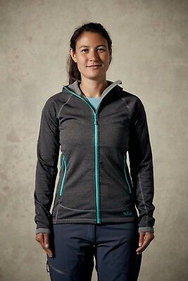 Rab... Women's Nucleus Fleece Jacket / Hoody... Size 14