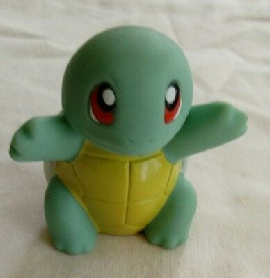 1999 Burger King Kids' Meal Toy Pokemon Movie Squirtle Squirter