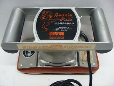 Jeanie Rub Massager by Morfam Model M69-315A Excellent Condition