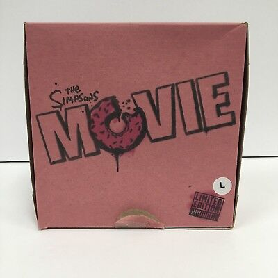 The Simpsons Limited Edition Movie T-shirt Size Large 2006